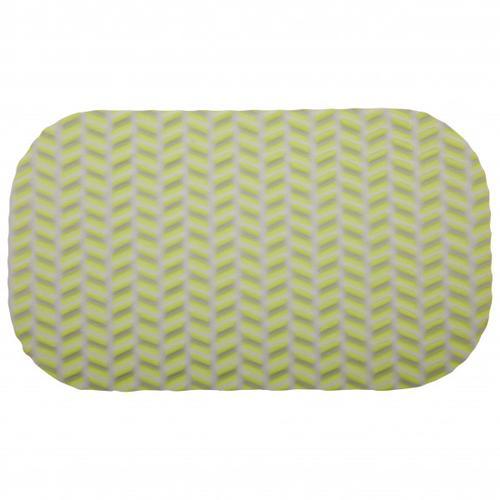 Big Agnes - Twistercane Bio Foam Hiking Seat - Isomatte Gr 20x12 cm Grün/Grau