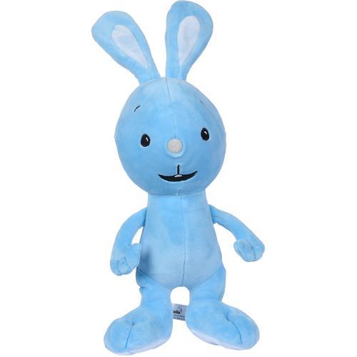 SIMBA Kuscheltier KiKANiNCHEN blau Kinder Plüschtiere Kuschel-