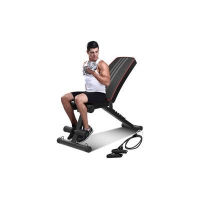 Alivio Adjustable Weights Gym Bench