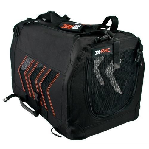 HEIM Tiertransporttasche Outdoor, bis 15 kg, in versch. Größen grau Hundetransport Hund Tierbedarf