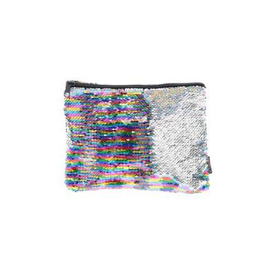Angel Fashions - Angel Fashions Clutch: Silver Bags
