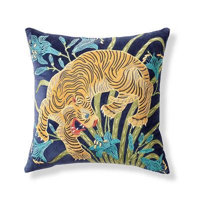 Bengal Decorative Pillow Cover -...