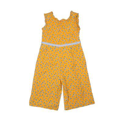 Janie and Jack Jumpsuit: Orange Skirts & Jumpsuits - Size 2Toddler