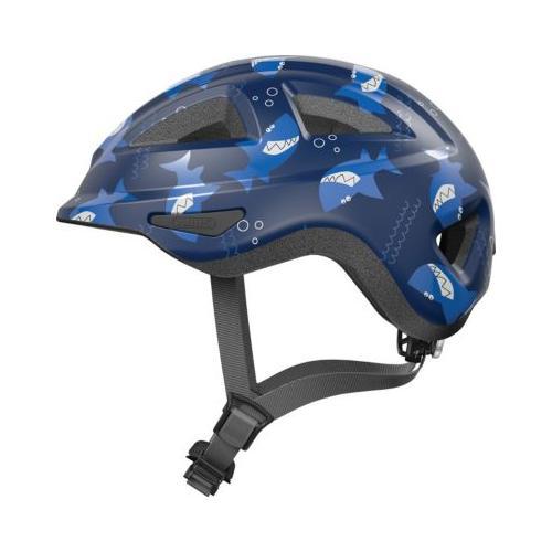 Fahrradhelm Anuky ACE blue sharky blau Modell 1