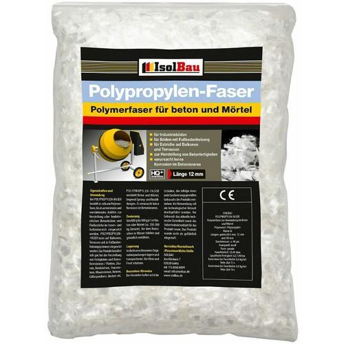 Isolbau - Polypropylenfasern Estrichfasern 25 kg PP Faser Beton-Fasern Markenprodukt HQ+
