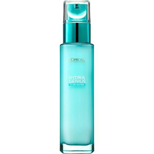 L'Oréal Paris Hydra Genius Aloe Aqua Feuchtigkeitsfluid Normale Haut Gesichtsfluid 70 ml