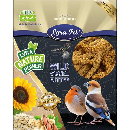 3 kg Lyra Pet® Kolbenhirse gelb