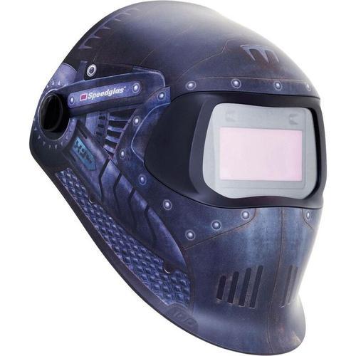Speedglas 100V Trojan Warrior 7100166702 Schweißerschutzhelm EN 379, EN 166, EN 175, EN 169 D70472