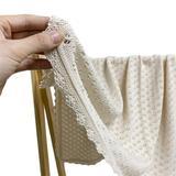 Couverture tricotée pour bébé no...