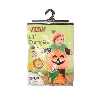 Spirit Halloween Store Costume: Orange Print Accessories - Size 18-24 Month