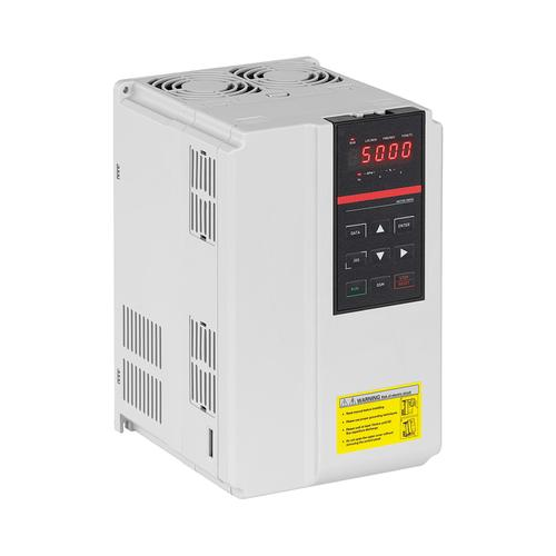 MSW Frequenzumrichter - 5,5 kW / 7,5 PS - 400 V - 50 - 60 Hz - LED MSW-FI-5500