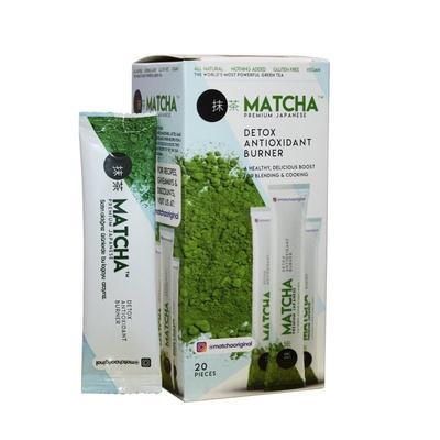 Thé japonais Matcha au thé vert,...