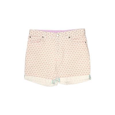 Garnet Hill Denim Shorts: White Bottoms – Size 14