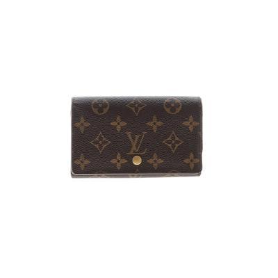Louis Vuitton - Louis Vuitton Wallet: Brown Bags