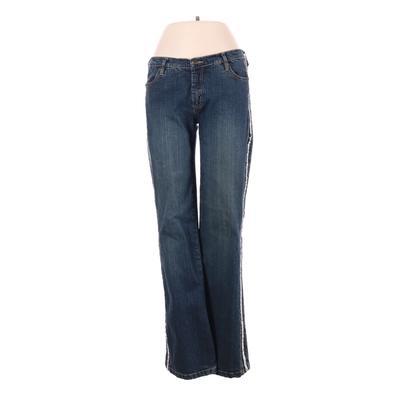Pelle Pelle Jeans – Low Rise: Blue Bottoms – Size 30