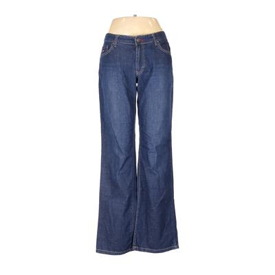 Tommy by Tommy Hilfiger Jeans - Mid/Reg Rise: Blue Bottoms - Size 6