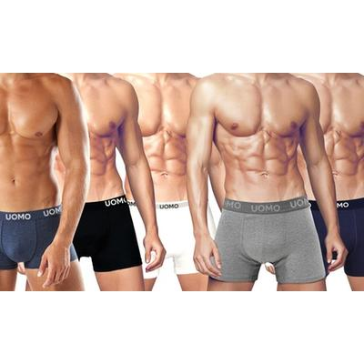 Lot de boxers en coton pour homme : 20 boxers / Taille XL