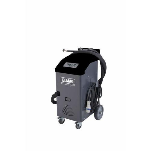 Induktionsheizgerät, fahrbar iT 5K400: inkl. 3m Induktions-Schlauchpaket mit seitlichem Anwärmkopf