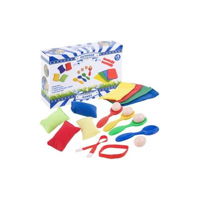 18-Piece Outdoor Games Set: Two