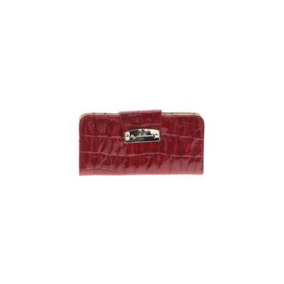 Liz Claiborne - Liz Claiborne Wallet: Red Solid Bags