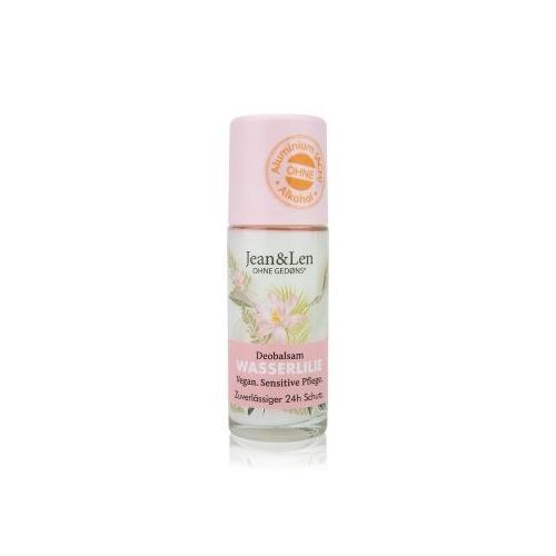 Jean & Len Ohne Gedøns* Wasserlilie Deodorant Roll-On 50 ml