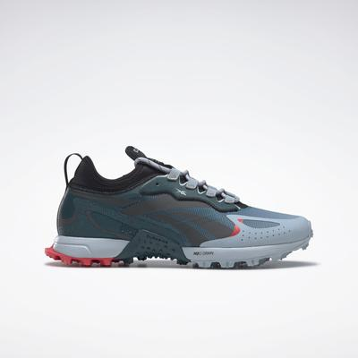 Reebok Men's AT Craze Adventure Running Shoes in Gable Grey/Midnight Pine/Black Size 12 - Lifestyle Shoes