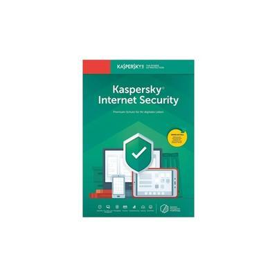 Antivirus Kaspersky Internet Security 2021 : 1 appareil / 2 ans