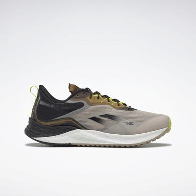 Reebok Men's Floatride Energy 3 Adventure Shoes in Stucco/Black/Sepia Size 12 - Running Shoes