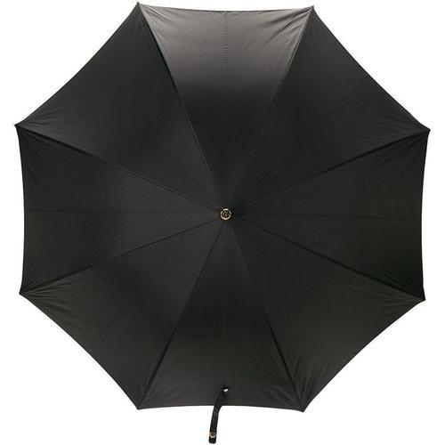 Alexander McQueen Regenschirm mit Totenkopf