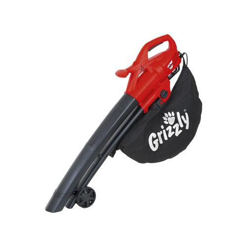 Grizzly Tools Elektro Laubsauger »ELS 2614-2 E«