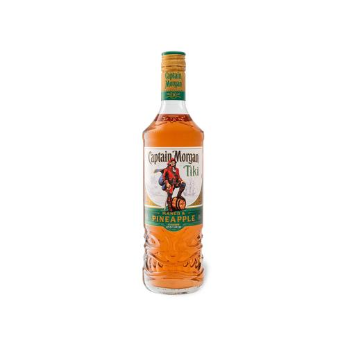 Captain Morgan Tiki Mango and Pineapple 25% Vol