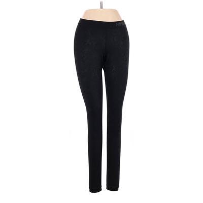 Nike Active Pants - Low Rise: Bl...