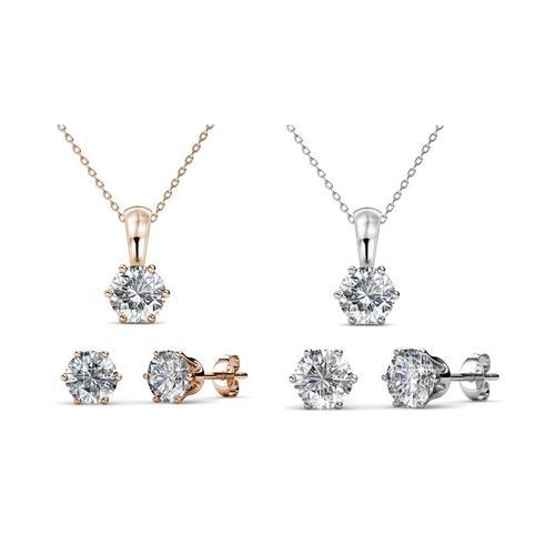 Crystal set - Silver