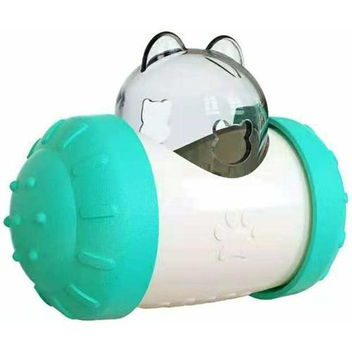 Pet Cup Dispenser Spielzeug, interaktives Futterspielzeug Spielzeug, Cat Food Feeder Ball, für Cat