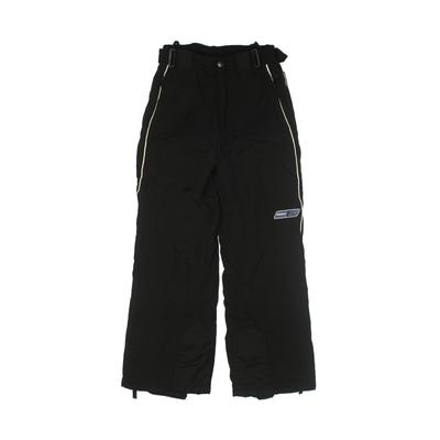 Alive Snow Pants: Black Sporting & Activewear - Size 140