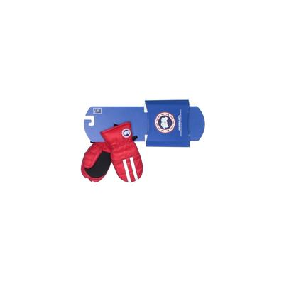 Canada Goose Gloves: Red Solid A...