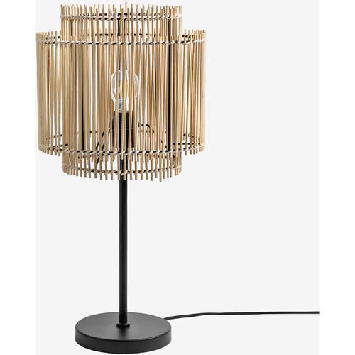 Kapua Bambus Tischlampe Bambus Natürlich - Natürlich - Sklum