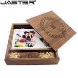JASTER – clé USB avec boîte et A...