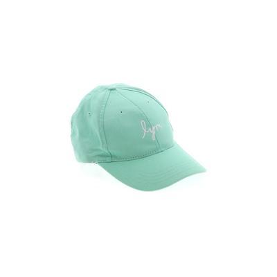 Love Your Melon Baseball Cap: Green Accessories