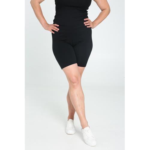 Paprika Radlerhose, Sportswear schwarz Damen Radlerhose