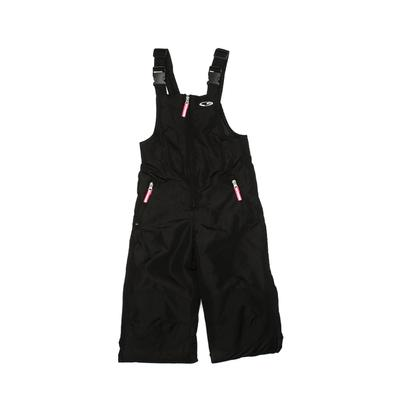 C9 By Champion Snow Pants With Bib - Elastic: Black Sporting & Activewear - Size Small