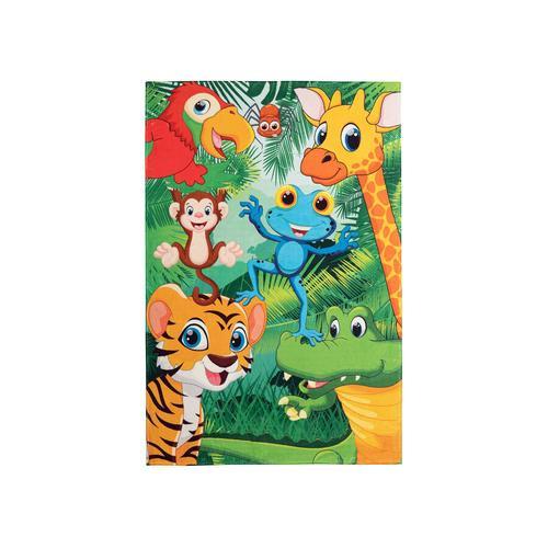 Obsession Kinderteppich My Juno (120 x 170 cm, Motiv Dschungel)