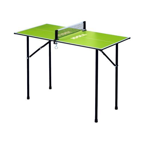 JOOLA Mini Indoor-Tischtennisplatte (grün)