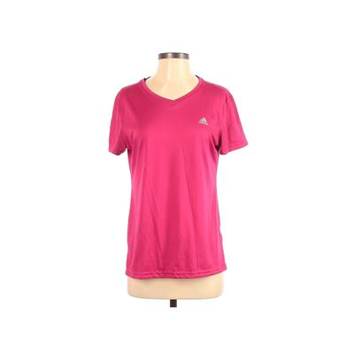 Adidas Active T-Shirt: Pink Soli...