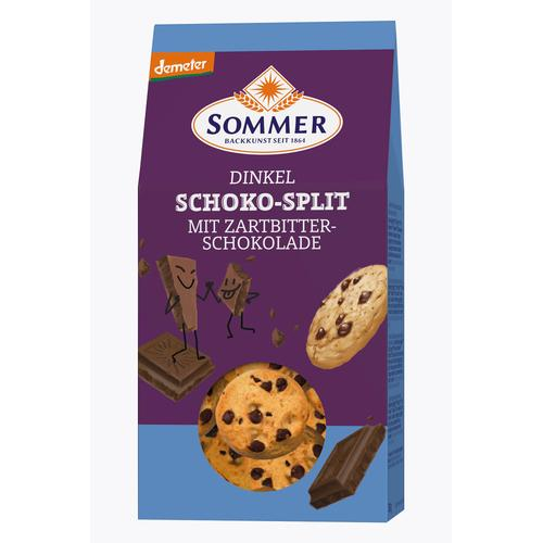 Sommer Demeter Dinkel Schoko Split 150g
