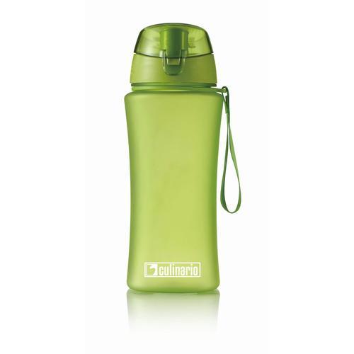 culinario 2er Set Trinkflasche ice'Y 500 ml grün
