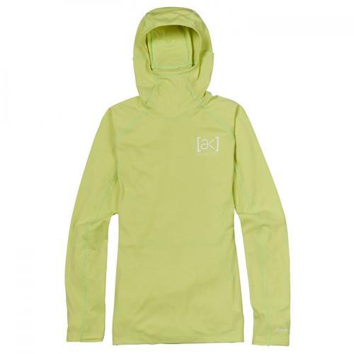 Burton - Women's AK System Hoodie Gr L;M;S;XL;XS gelb;grau