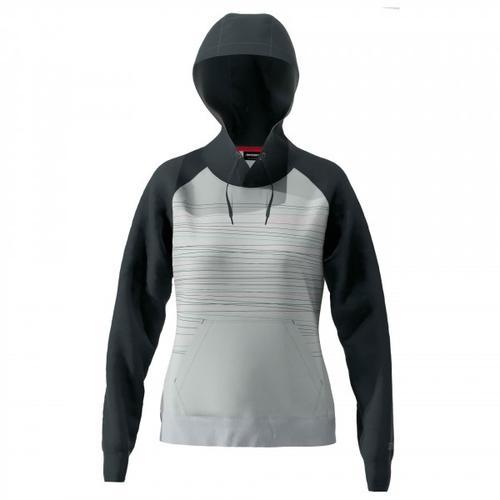 Zimtstern - Women's Hoodz L/S - Hoodie Gr XL grau/schwarz