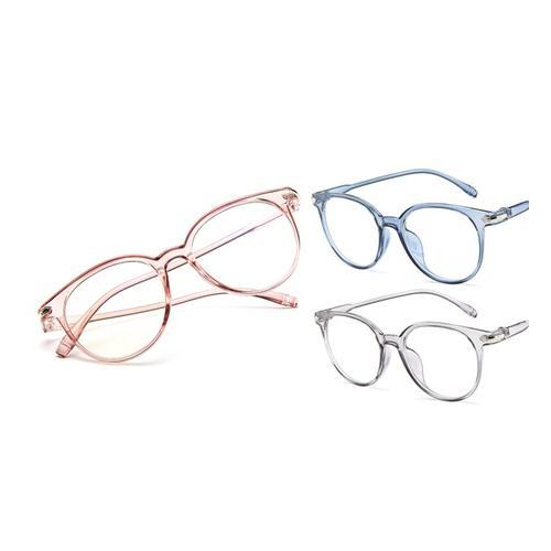 Anti-Blaulicht-Brille: Blau / 1