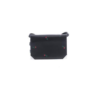 Alexander Wang Crossbody Bag: Black Solid Bags